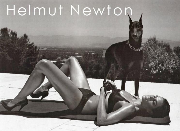 Helmut Newton #1