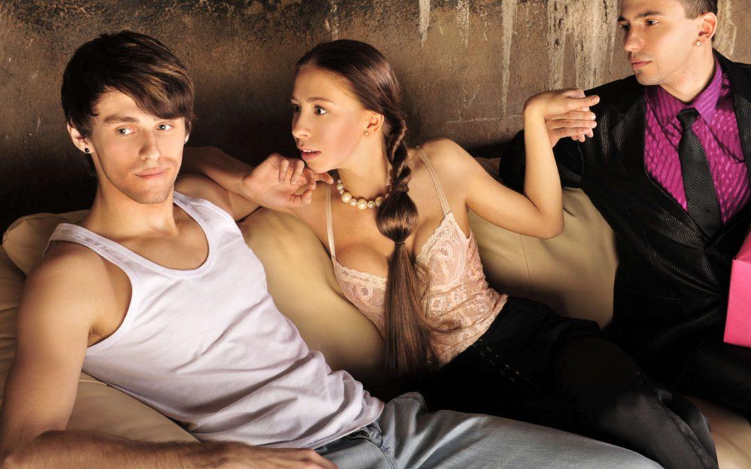 Le diverse fasi sessuali nella vita di una coppia scambista